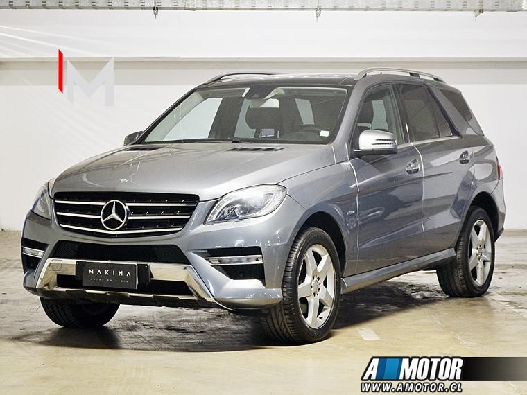 MERCEDES BENZ ML 350 DIESEL IMPECABLE ESTADO 2013