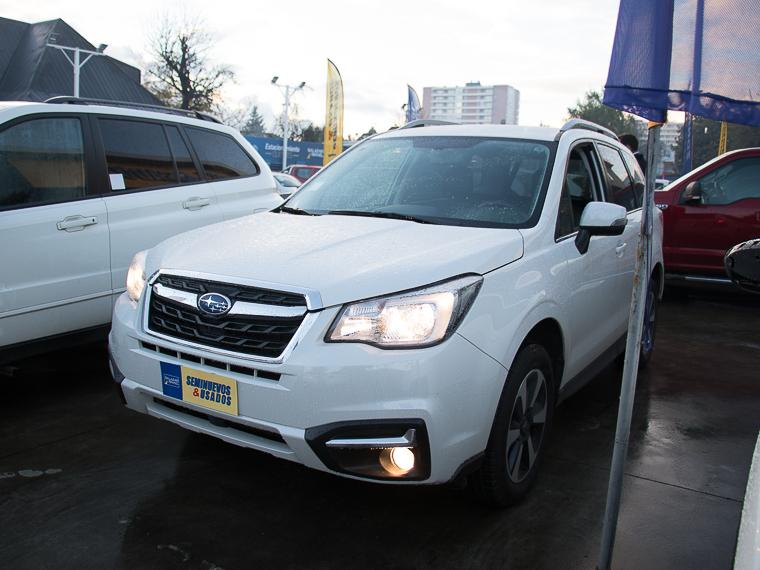 SUBARU FORESTER  FORESTER DYNAMIC AWD 2.0I AUT 2018