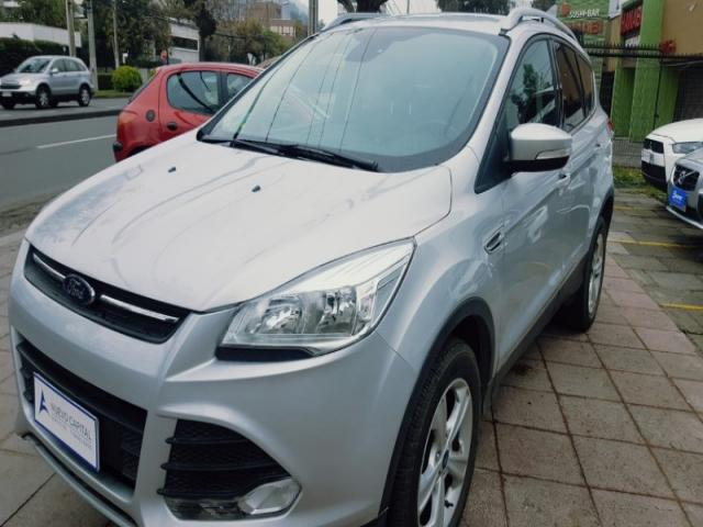 FORD ESCAPE  4X4 2.0 AUT 2016