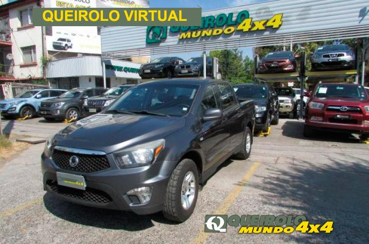 SSANGYONG ACTYON  NEW SPORT DIESEL 2.0 2014