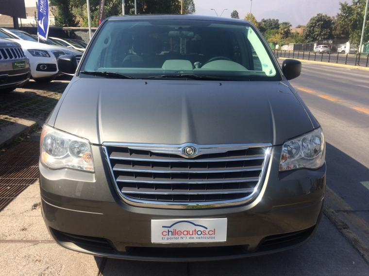 CHRYSLER GRAND TOWN COUNTRY LX 3.8 AT 7 PLAZAS 2011