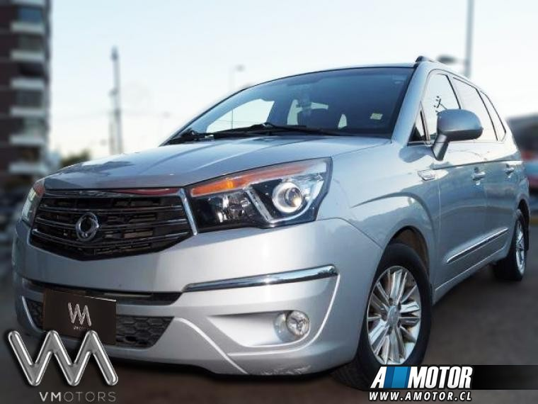 SSANGYONG STAVIC  XDI 2.0 2015