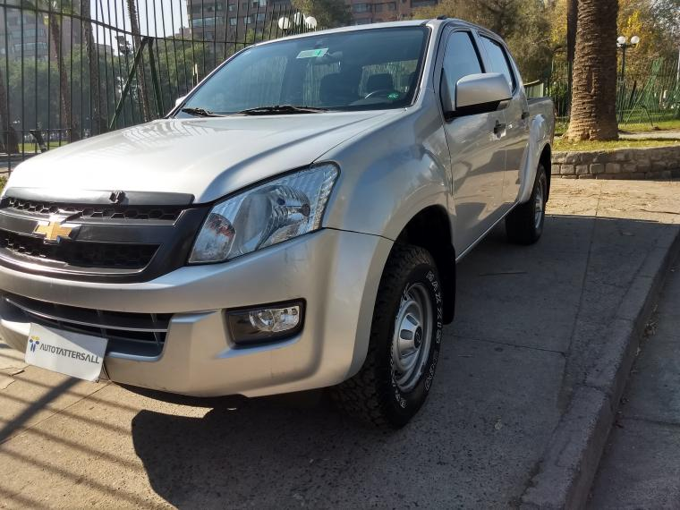 CHEVROLET D-MAX  II CC 2.5 D  HIGH MT 2017
