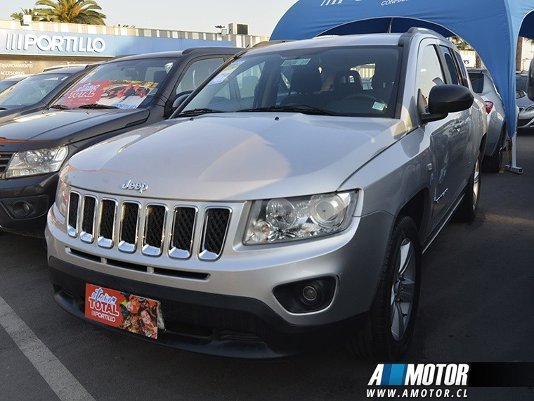 JEEP COMPASS  2.4 SPORT 4X4 AT 2012