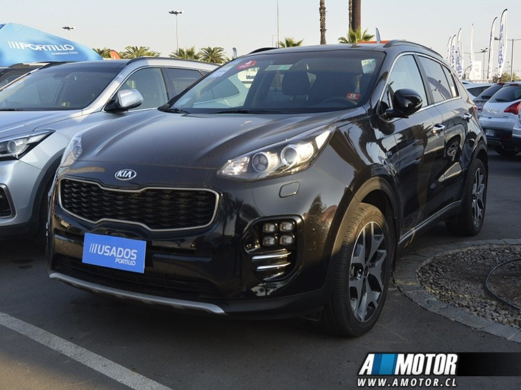 KIA MOTORS SPORTAGE  2.0 AT 2018