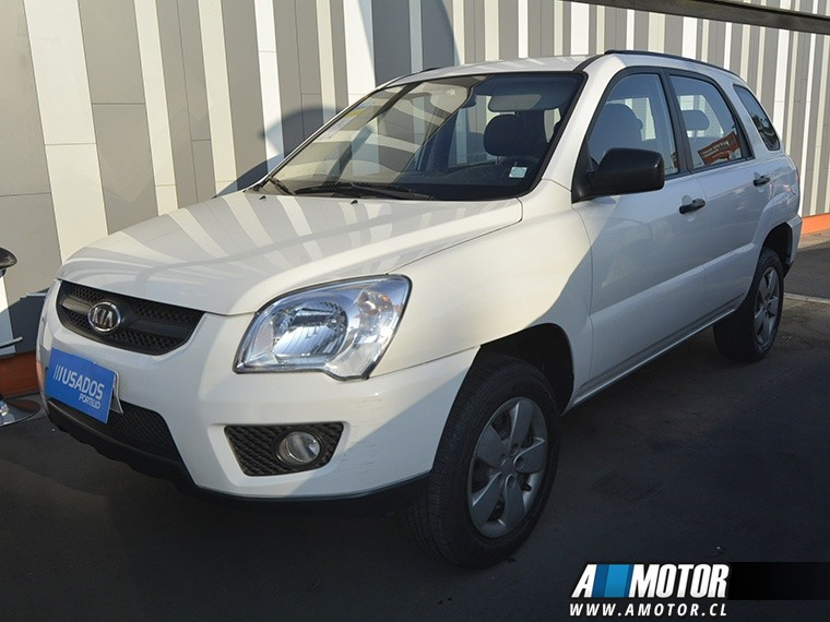 KIA MOTORS SPORTAGE  2.0 MT 2009