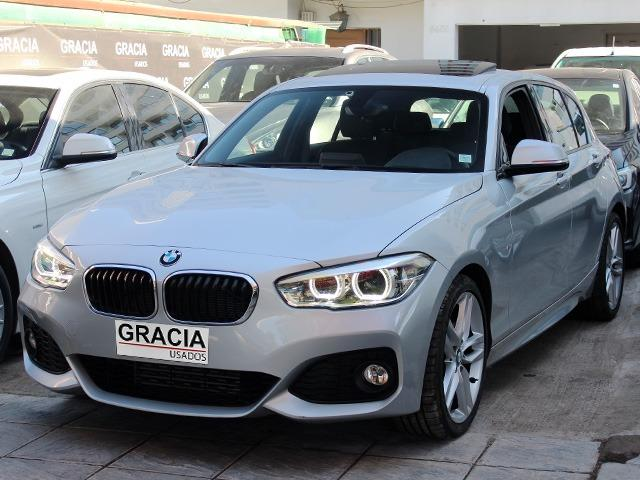 BMW 120 SPORT LCI 1.6 AT LOOK M 2016
