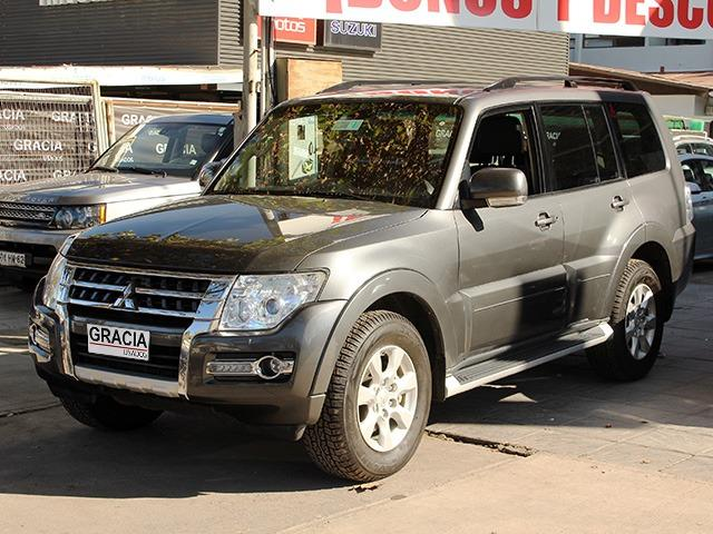 MITSUBISHI MONTERO  DID 4WD AT 3.2 2016