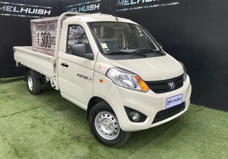 FOTON MIDI CABINA SIMPLE POCO USO 2018
