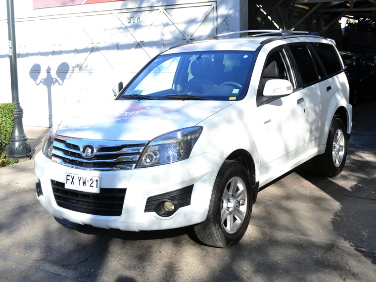GREAT WALL HAVAL  H3 LE 2.0 2013