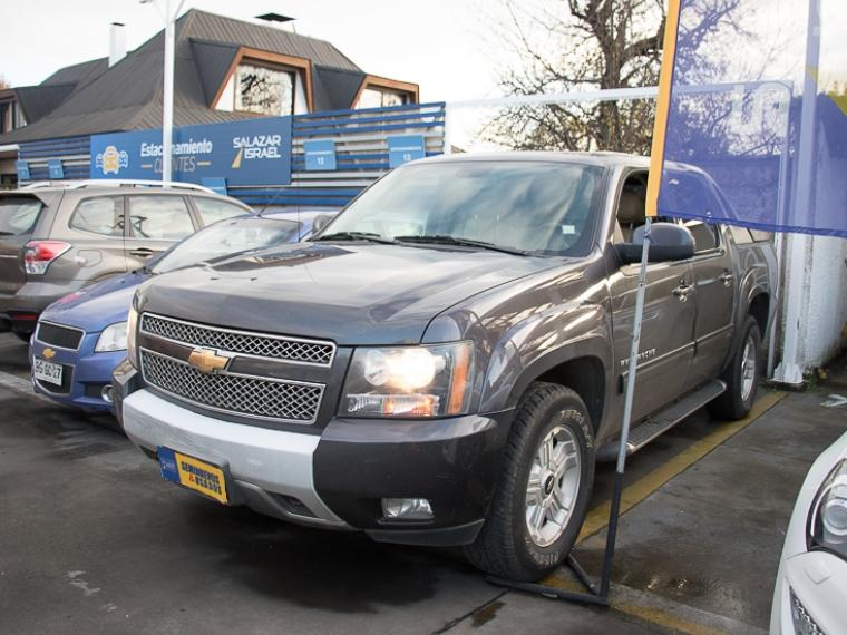 CHEVROLET AVALANCHE  AVALANCHE LT 4WD 5.3 2011