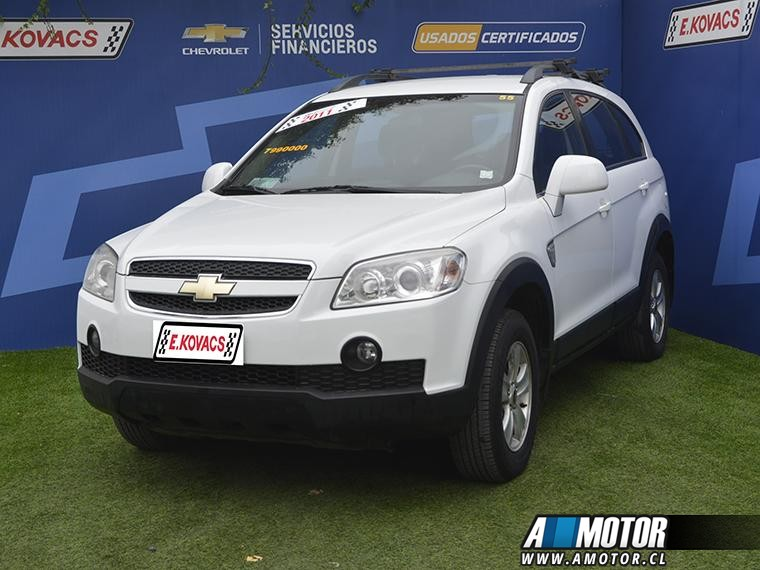 CHEVROLET CAPTIVA  ls 2011