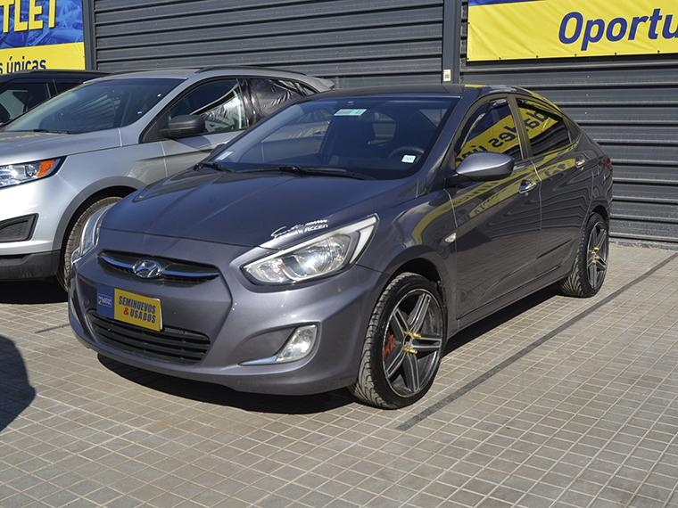 HYUNDAI ACCENT  ACCENT RB GL 1.4 2015