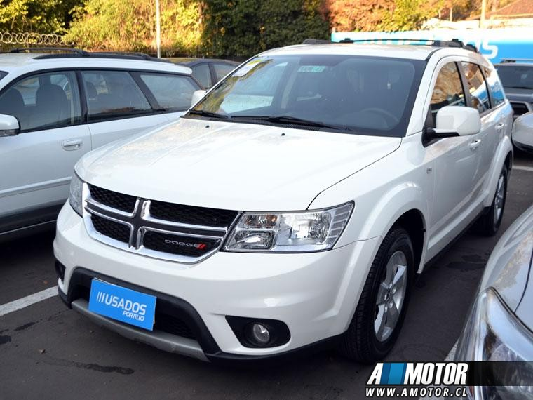 DODGE JOURNEY  2.4 AUT 2018