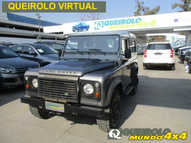 LAND ROVER DEFENDER  90 PUMA 2008