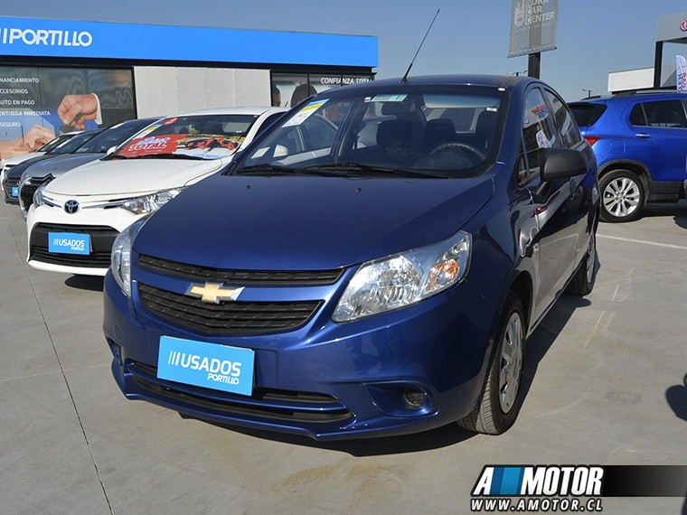 CHEVROLET SAIL  LS 2016