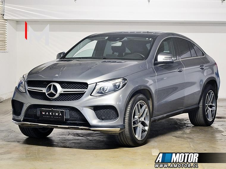 MERCEDES BENZ GLE 350 D COUPE LOOK AMG 2016