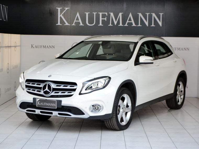MERCEDES BENZ GLA 200 D 2017