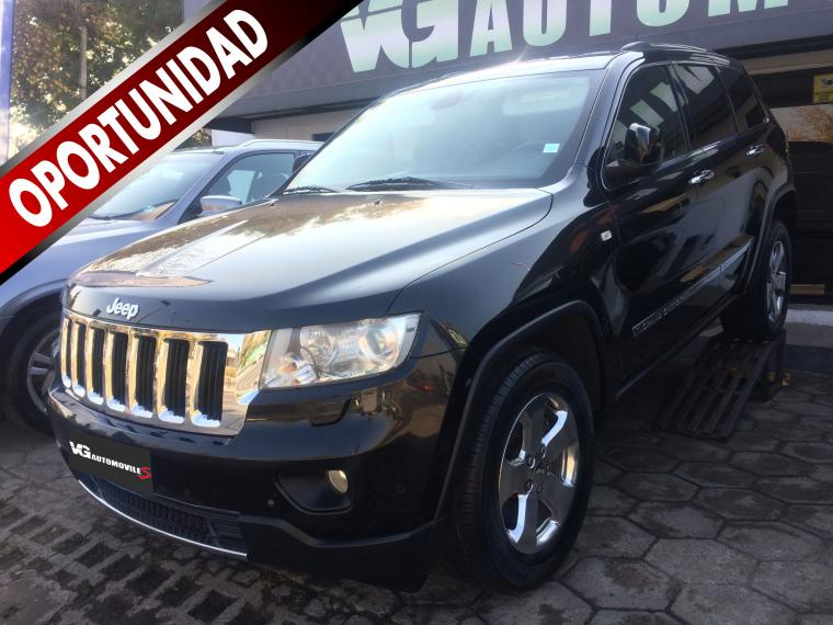 JEEP GRAND CHEROKEE  LIMITED 4X4 3.6 AT 2013