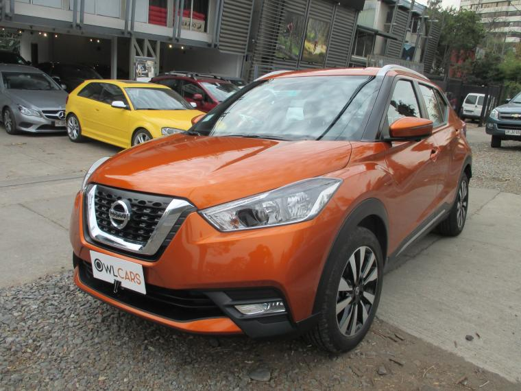 NISSAN KICKS 1.6 AUT EXCLUSIVE CVT 2017