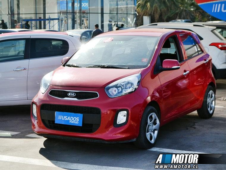 KIA MOTORS MORNING  EX 1.2 MT 2016