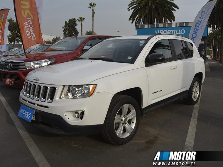 JEEP COMPASS  SPORT 2.4 AUT 2012