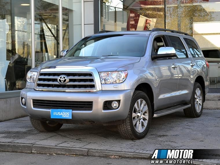 TOYOTA SEQUOIA  LIMITED 4X4 AUTOMATICA 2016