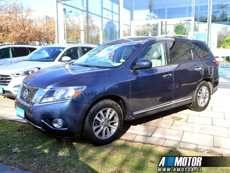 NISSAN PATHFINDER  ADVANCE 2014