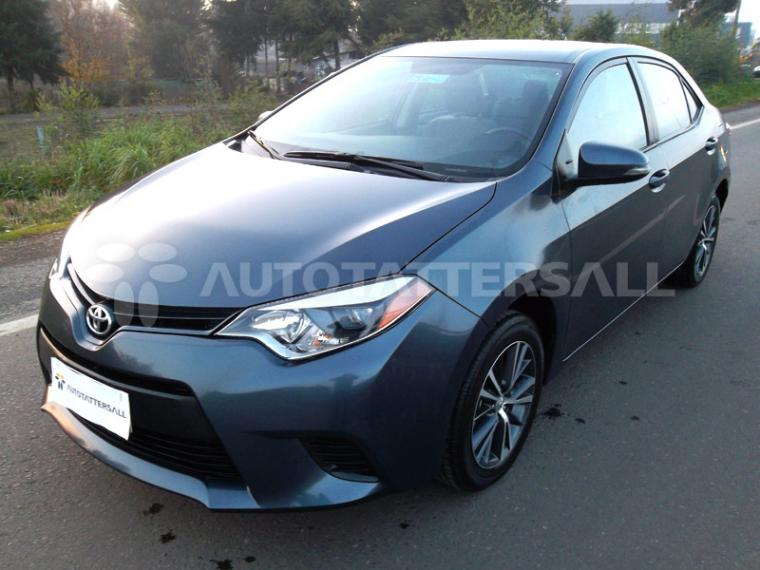 TOYOTA COROLLA  NEW COROLLA AT 2017