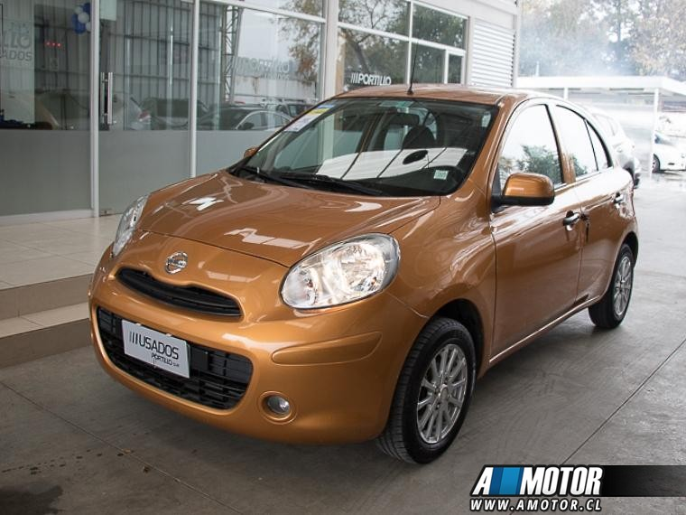 NISSAN MARCH  Active 2012