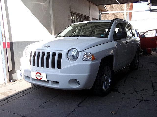 JEEP COMPASS  SPORT 2.4 AUT 4X4 FULL DOBLE AIRBAG 2010