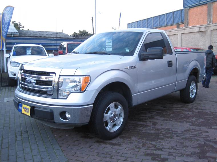 FORD F-150  F150 XLT 3.7 AUT 2015