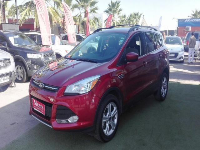 FORD ESCAPE  2.0 4X4 ECOBOOST AUT 2013