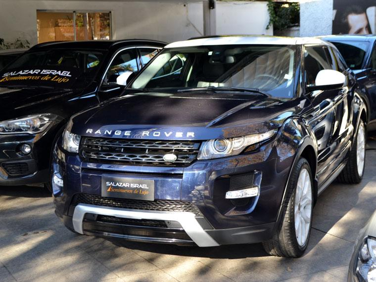 LAND ROVER EVOQUE  EVOQUE DYNAMIC 2.0 2014