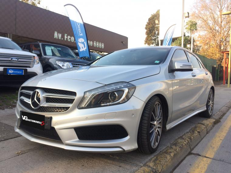MERCEDES BENZ A 200  BLUE EFFICIENCY 1.6 MT 2014