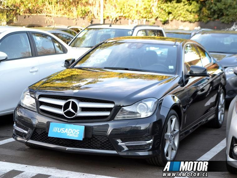 MERCEDES BENZ C 220  CDI BLUEEFFICIENCY COUPE 2015