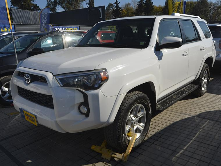 TOYOTA 4RUNNER  ALL NEW 4RUNNER SR5 4X4 4.0 AUT 2014