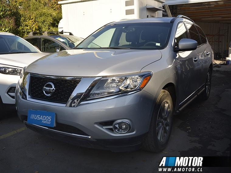 NISSAN PATHFINDER  ADVANCE CVT AWD 2015