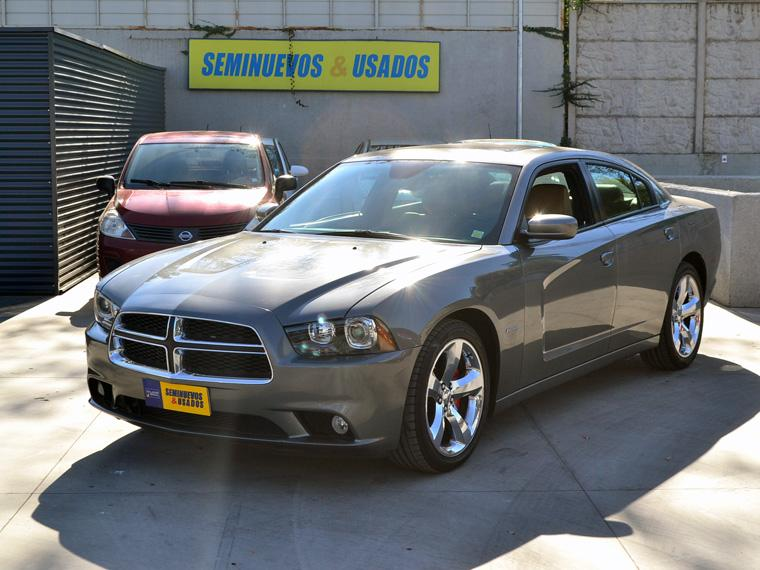 DODGE CHARGER  CHARGER RT 5.7 2012