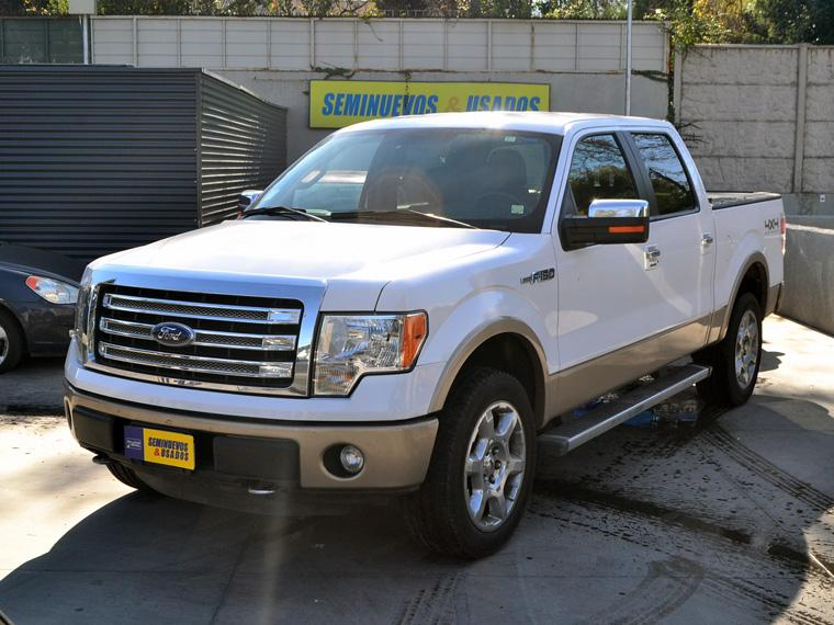 FORD F-150  LARIAT 4X4 5.0 IMPECABLE LLAME 2015