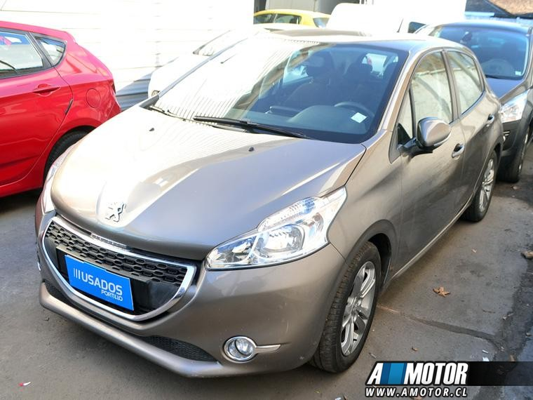 PEUGEOT 208 ACTIVE 1.4 HDI 2014