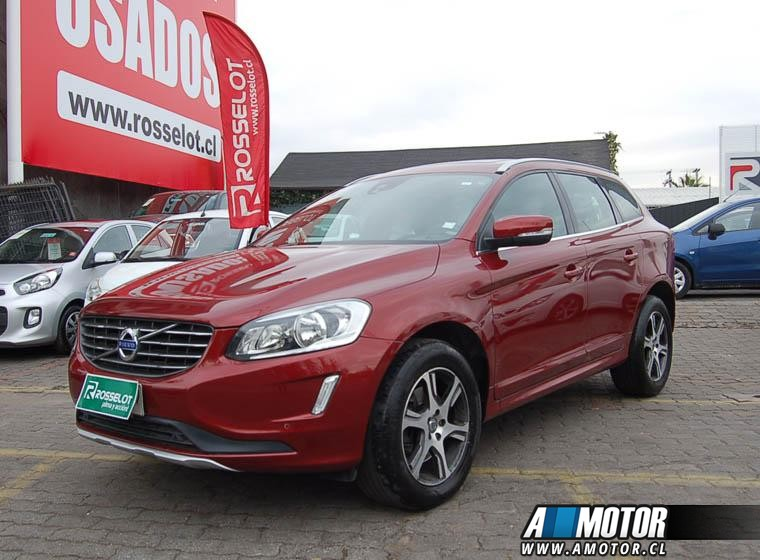 VOLVO XC60  T5 LIMITED 2.0 AT 2015
