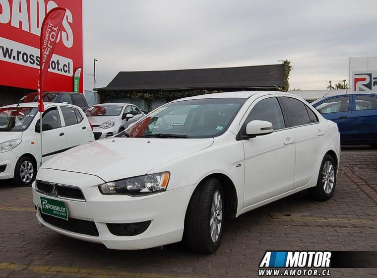 MITSUBISHI LANCER  AT R/T 1.6 4x2 2015