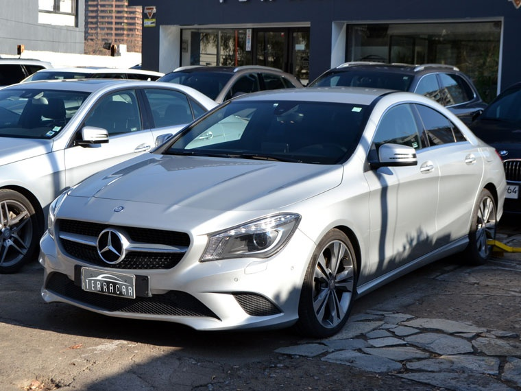 MERCEDES BENZ CLA 200  2016