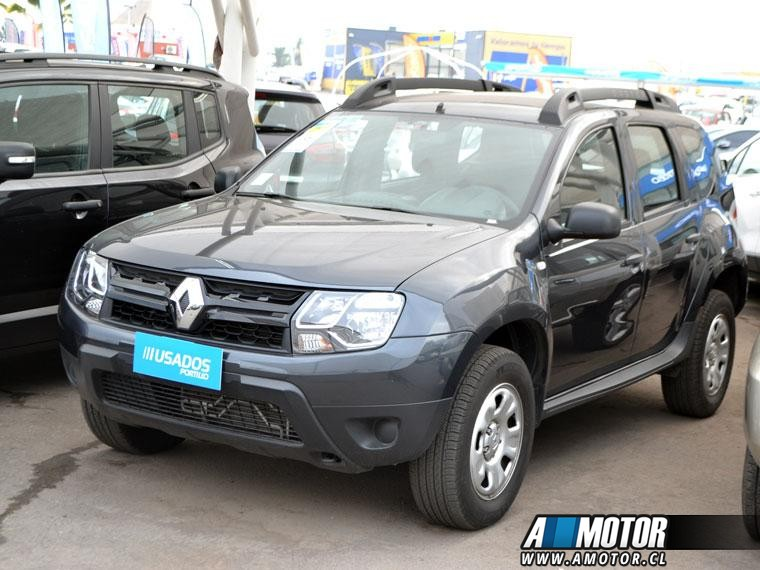 RENAULT DUSTER  1.6 MT 2017