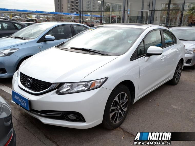 HONDA CIVIC  EXL 1.8 AT 2015