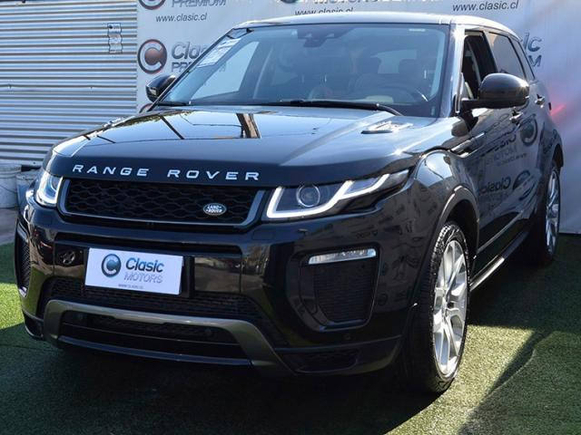 LAND ROVER EVOQUE  HSE DYNAMIC 2017