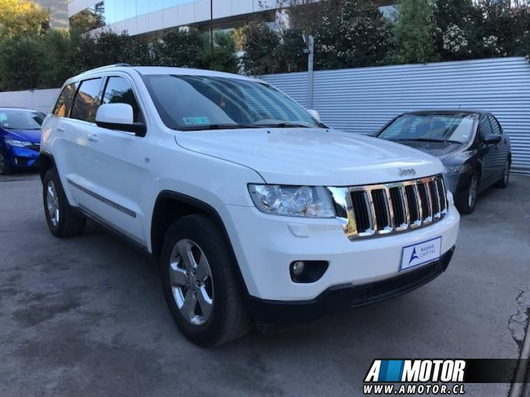 JEEP GRAND CHEROKEE  3.6 LAREDO UNICO DUE?O 2013