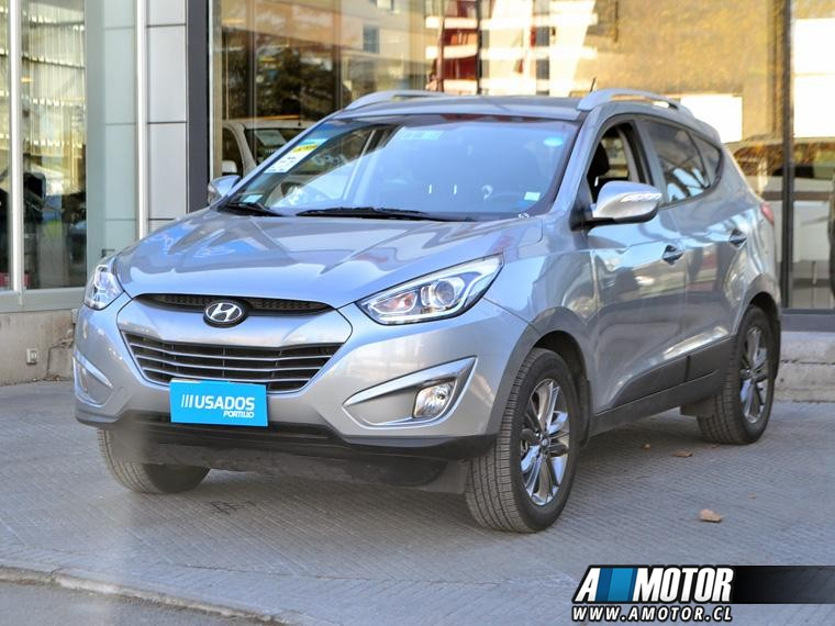 HYUNDAI TUCSON  GL 2.0 AT 2015