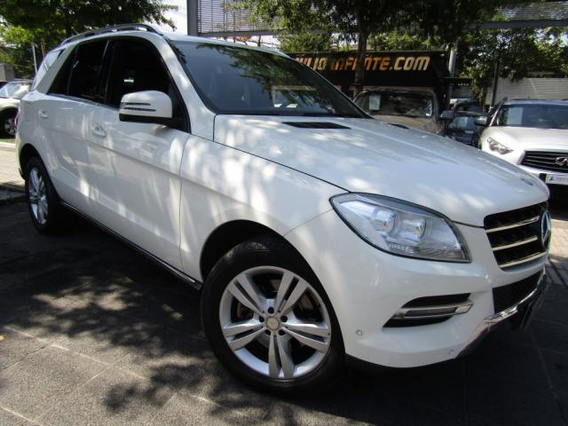 MERCEDES BENZ ML 350 Blueefficiency Sport 3.5 2014